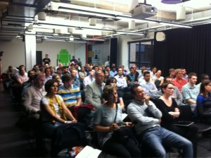 AppCircus in Google Campus