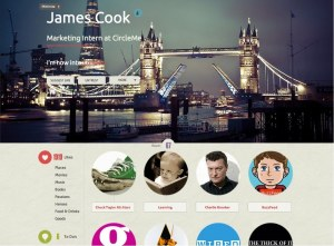 James Cook's CircleMe Profile