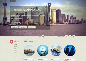 Vadim's CircleMe profile