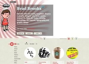 Brad's CircleMe profile