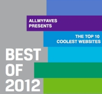 AllMyFaves-Best-of-2012-cool-websites