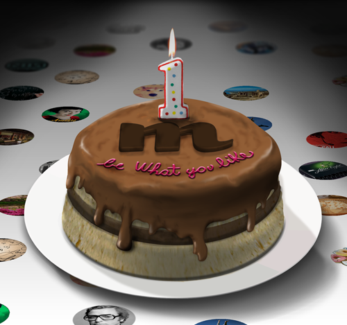 CircleMe's 1st Birthday