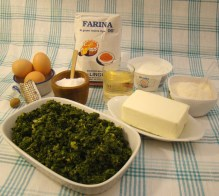 Pansotti Filling Ingredients