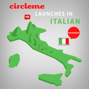 CircleMe in Italiano