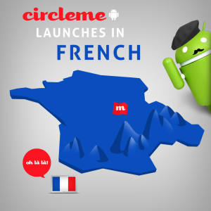 CircleMe in French